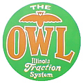 Tomar 51510 N Drumhead Illinois Traction System The Owl round