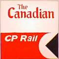 Tomar 5164 N Lighted Drumhead Kit Canadian Pacific Canadian 1968