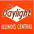 Tomar 9248 O Lighted Drumhead Kit Illinois Central Daylight Lightweight Square 81-9248