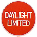 Tomar 9331 O Lighted Drumhead Kit Southern Pacific Daylight Limited Heavyweight Round 81-9331