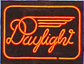 Tomar 9332 O Lighted Drumhead Kit Southern Pacific Daylight Lightweight Rectangle 81-9332