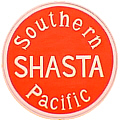 Tomar 9341 O Lighted Drumhead Kit Southern Pacific Shasta Heavyweight Round 81-9341
