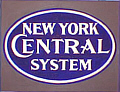 Tomar 9528 O Lighted Drumhead Kit New York Central NYC System Heavyweight Rectangle 81-9528