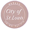 Tomar 5653 N Lighted Drumhead Kit Wabash City of St. Louis Lightweight Round