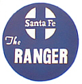 Tomar 5096 N Lighted Drumhead Kit Atchison Topeka & Santa Fe Ranger Lightweight Round
