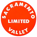 Tomar 91502 O Lighted Drumhead Kit Interurban Sacramento Northern Sacramento Valley Ltd. HW Round