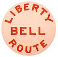 Tomar 51550 N Drumhead Lehigh Valley Transit Liberty Bell Route Round