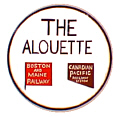 Tomar 9160 O Lighted Drumhead Kit Canadian Pacific Alouette Heavyweight Round