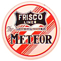 Tomar 9329 O Lighted Drumhead Kit St. Louis San Francisco Meteor Heavyweight Round