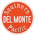 Tomar 9334 O Lighted Drumhead Kit Southern Pacific Del Monte Heavyweight Round