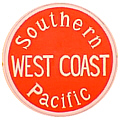Tomar 5345 N Lighted Drumhead Kit Southern Pacific West Coast Heavyweight Round
