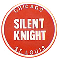 Tomar 9505 O Lighted Drumhead Kit Chicago & Eastern Illinois Silent Knight Heavyweight Round